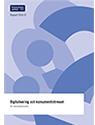 Rapport 2016:12 Digitalisering och konsumentintresset