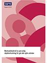 Rapport 2016:9 Marknadskontroll av personlig skyddsutrustning för gör-det-själv-arbeten