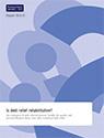 Rapport 2014:15 Is debt relief rehabilitative?